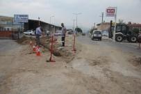 Burhaniye'de Altyapı Seferberliği
