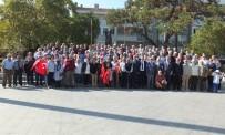 Burhaniye De Emekli Astsubaylar Derneğinin  35'Nci Kuruluş Yıl Dönümü Kutlandı