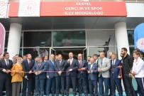 Bursa'nın İlk Olimpik Buz Pateni-Hokeyi Salonu Açıldı