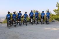 TÜRKIYE BISIKLET FEDERASYONU - Dağ Bisikletçileri Yunusemre'de Buluşuyor