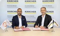 ÖMER KOÇ - Eczacıbaşı Profesyonel Ve Karcher'den İşbirliği