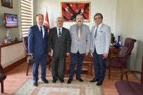 Eğitim Sendikalarından 'Mehmetçik Sana Kanım Feda' Sloganıyla Kan Bağışı