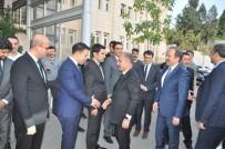Emniyet Genel Müdürü Aktaş, Şırnak'ta