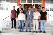 ÜLKÜ OCAKLARı - Erzin Ülkü Ocaklarından Cami Temizliği