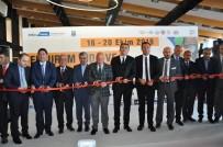 TÜRKIYE ODALAR VE BORSALAR BIRLIĞI - Erzurum Gıda Ve Yöresel Lezzetler Fuarı Start Aldı