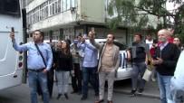 Gayrettepe'deki İstanbul Asayiş Şube Müdürlüğünde Hareketli Dakikalar