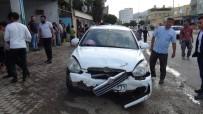 Gaziantep'te Zincirleme Trafik Kazası Açıklaması 2 Yaralı