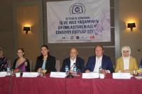 İBRAHIM YıLDıZ - Hak İş Başkanı Arslan Ve Kadınlardan Mehmetçik'e Asker Selamı