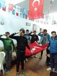 ÜLKÜCÜ - Kırka'daki Ülkücü Gençlerden Asker Abilerine Selam