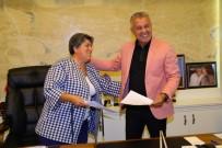 Manavgat Belediyesi Kadına Yönelik Şiddete Karşı Protokol İmzaladı