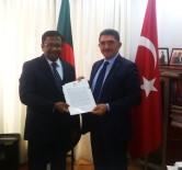 EKREM ÇELEBİ - Milletvekili Çelebi'den Bangladeş Büyükelçisi'ne 'Barış Pınarı Harekatı' Mektubu