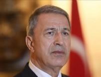 Milli Savunma Bakanı Akar: TSK'nın envanterinde kimyasal yok