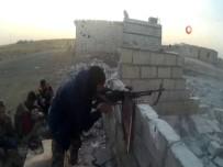 CANLI KALKAN - Rasulayn'da Şiddetli Çatışmalar Sürüyor