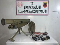 Saldırı Hazırlığındaki PKK'lı Terörist Etkisiz Hale Getirildi