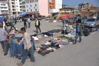 İKİNCİ EL EŞYA - Salihli İkinci El Eşya Pazarı Yeni Yerinde Açılıyor