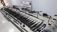 Tunceli'de 1 Haftada 10 Sığınak İmha Edildi, 71 Silah İle 22 Bin Mermi Ele Geçirildi