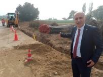 DOĞALGAZ - Yenişehir'in Kırsal Mahalleleri Doğalgaza Kavuşacak