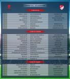 FATİH KARAGÜMRÜK - Ziraat Türkiye Kupası 4. Tur Maç Programı Açıklandı