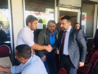 AK Parti Kars İl Başkanı Çalkın Durmak Bilmiyor