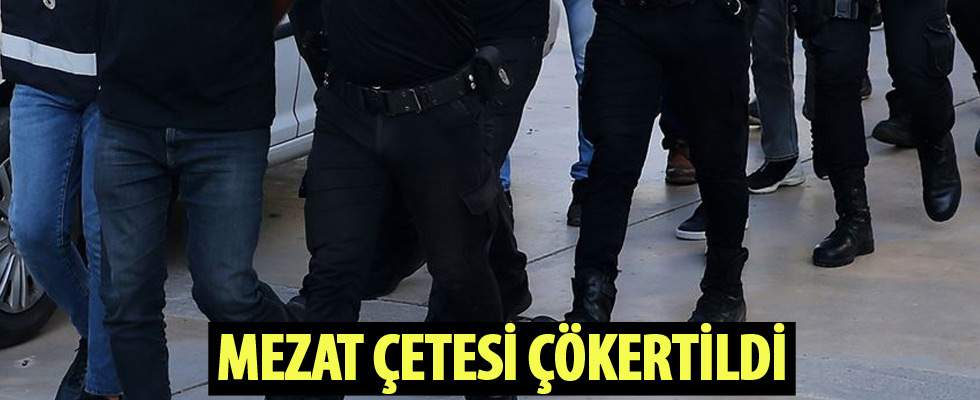 Ankara'da ihale çetesine operasyon! 72 kişi gözaltına alındı