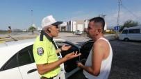 Antalya'da Polisin 259 Promil Alkollü Sürücüyle Sabır İmtihanı