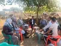 Bağlar Belediye Meclis Üyelerinden Kırsal Mahallelere Çıkarma