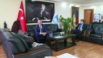 KıYı EGE - CHP'li Belediye Başkanı Koltuğunu AK Parti'li Üyeye Emanet Etti