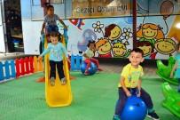 Gezici Oyun Evi Çocukları Sevindirmeye Devam Ediyor