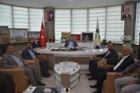 GÜÇSİYAD'dan Başkan Beyoğlu'na Ziyaret