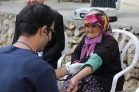Har Yıl 1200 Vatandaş Sağlık Taramasından Geçiriliyor