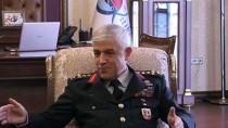 Jandarma Genel Komutanı Çetin Kırıkkale'de