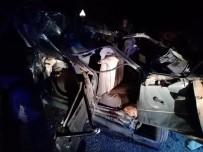 Kına Gecesine Giderken Kaza Yaptılar Açıklaması 2 Ölü, 5 Yaralı