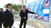ENERJİ GÜVENLİĞİ - Kırgızistan Güneydoğu Asya'ya Enerji İhracatına Hazırlanıyor
