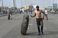 YABANCI İŞÇİ - Protestoculara ateş açıldı: 1 Ölü, 7 Yaralı