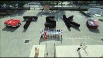 Mehmetçik'e Destek İçin 'TSK' Koreografisi Oluşturdular
