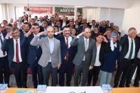 Niğde'de Belediye Başkanları Ve Meclis Üyelerinden Harekata Destek
