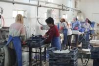 (Özel) Bu Fabrikada Çalışanların Tamamı Kadın