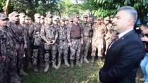 Özel Harekat Polisleri Barış Pınarı Harekatı'na Uğurlandı