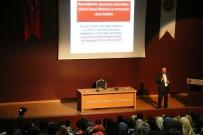 Prof. Dr. Yıldırım NEVÜ'de 'Kur'ân Bize Yeter' Söylemi Üzerine Konuştu