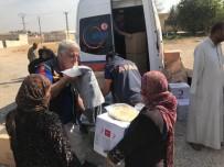 Suriye Sınırından 11 Bin 423 Kişi Tahliye Edildi