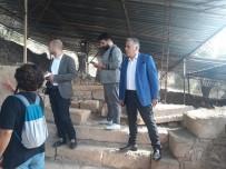 Tarihi Kentler Birliği ÇEKÜL Vakfı'ndan Antandros'a Destek