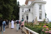 SÜMELA MANASTIRI - Trabzon'daki Ören Yerleri Ve Müzelere Ziyaretçi  Sayısında Artış