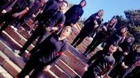 MECIDIYE - Yakutiye Gençleri Barış Pınarı Harekatı'na İşaret Diliyle Destek Verdi