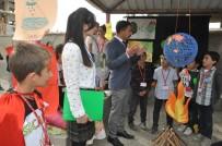KÜRESEL İKLİM DEĞİŞİKLİĞİ - Yüksekova'da 'Doğa İçin Çiz' Etkinliği