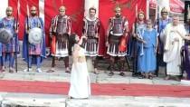 BEKIR KUVVET ERIM - Afrodisyas'ta Gladyatör Dövüşleri Canlandırıldı