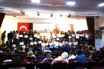 Balıkesir'de 85 Kişiye Tıbbi Ve Aromatik Bitki Yetiştiriciliği Belgesi Verildi