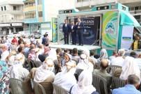 MAHALLE MUHTARLIĞI - Eyyübiye Doğal Gaza Kavuşuyor