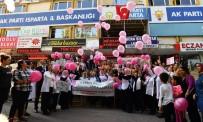 ISPARTA BELEDİYESİ - Isparta'da Meme Kanseri Farkındalık Etkinliği Düzenlendi