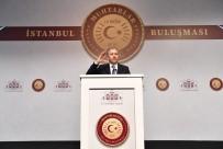 EN YAŞLI KADIN - İstanbul Valisi Ali Yerlikaya Muhtarlarla Buluştu