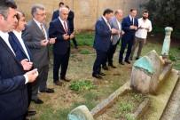 ŞEREF MALKOÇ - Kamu Başdenetçisi Şeref Malkoç Yenişehir'i Ziyaret Etti